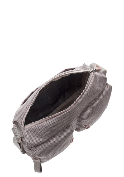 Borsa a Tracolla  in Tessuto Rosa Laminato MD20 Mandarina Duck | Borse | QNTT5ROSEMETAL02Q