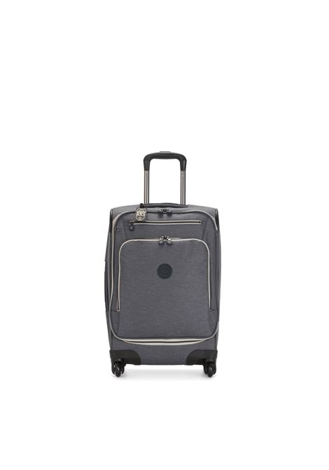 YOURI SPIN 55 CHARCOAL Kipling | Trolley | YOURISPIN55CHARCOAL