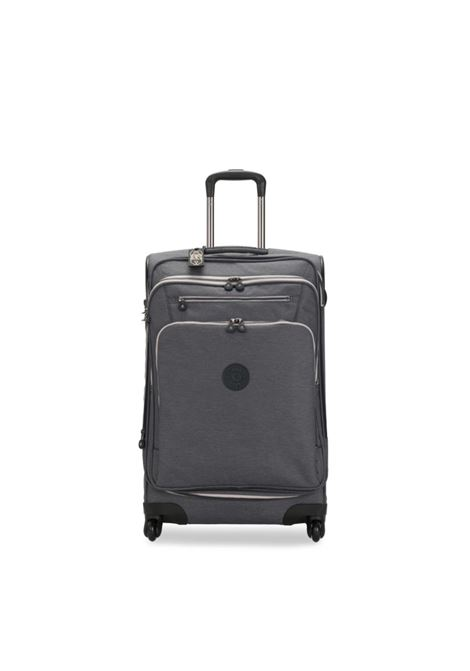 YOURI SPIN 68 CHARCOAL Kipling | Trolley | YOURISPIN68CHARCOAL