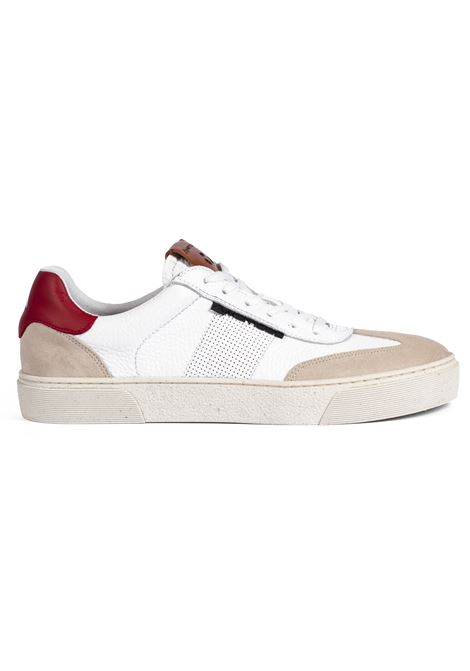 Sneakers Uomo in Pelle Ambitious Ambitious | Sneakers | 11553-1285ANTIGUA