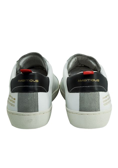 SNEALERS Ambitious | Sneakers | 8102GREYWHITE