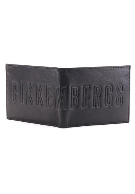 Portafogli Uomo in Pelle Bikkembergs BIKKEMBERGS | Portafogli | E2BPME263043999ARMYWALLET304