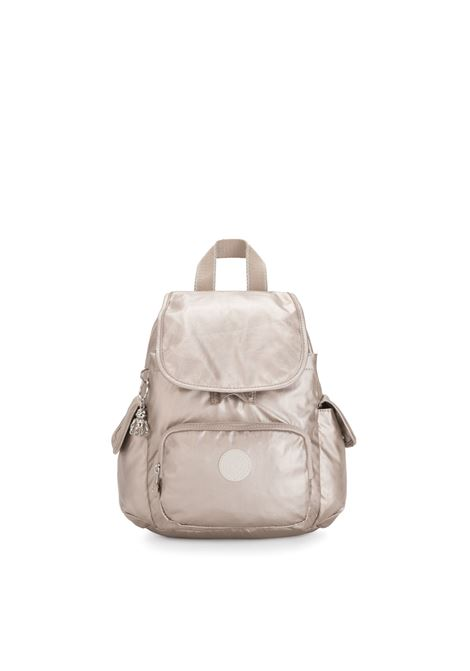 CITY PACK MINI Kipling | Zaini | CITYPACKMINIMETALLICGLOW