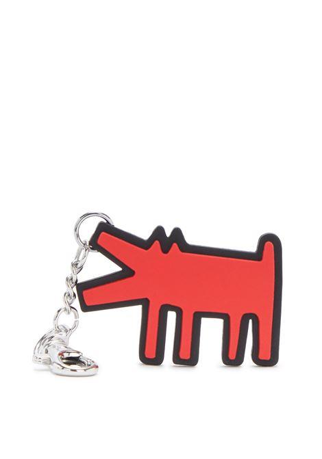 Portachiavi Keith Haring Dog Kipling Kipling | Portachiavi | DOGKHHARING