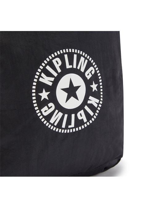 Zaino Seolu M Lite Kipling Kipling | Zaini | SEOULMLITEBLACKLITE