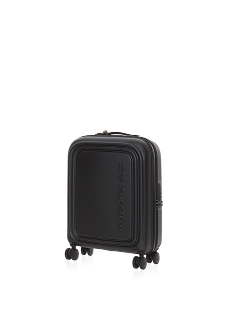 TROLLEY CABINA Mandarina Duck | Trolley | TROLLEYCABSZV54BLACK