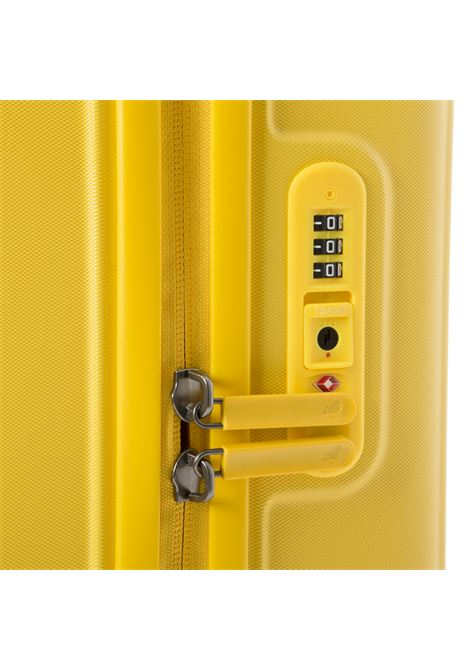 TROLLEY CABINA Mandarina Duck | Trolley | TROLLEYCABSZV54YELLOW