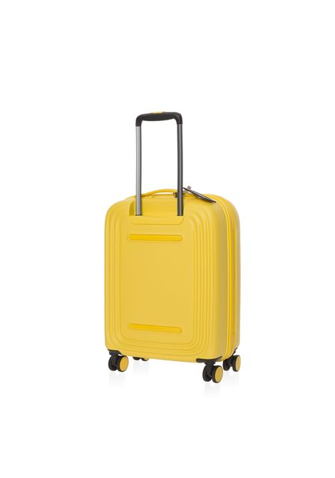 Trolley Logoduck Mandarina Duck Mandarina Duck | Trolley | TROLLEYCABSZV54YELLOW