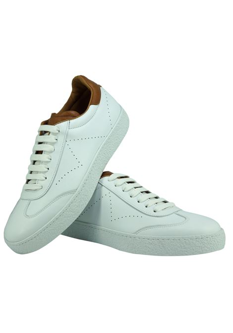 Sneakers Uomo in Pelle Rogal's Rogal's | Sneakers | PAND3MIBIANCO