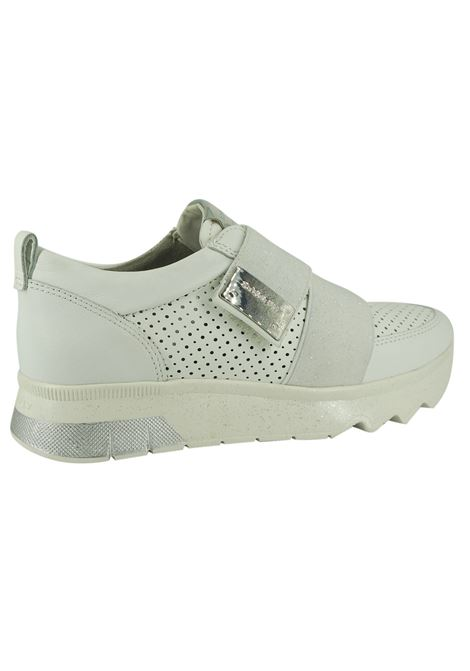 Sneakers Donna in Pelle Stonefly Stonefly | Sneakers | 213805BIANCO010