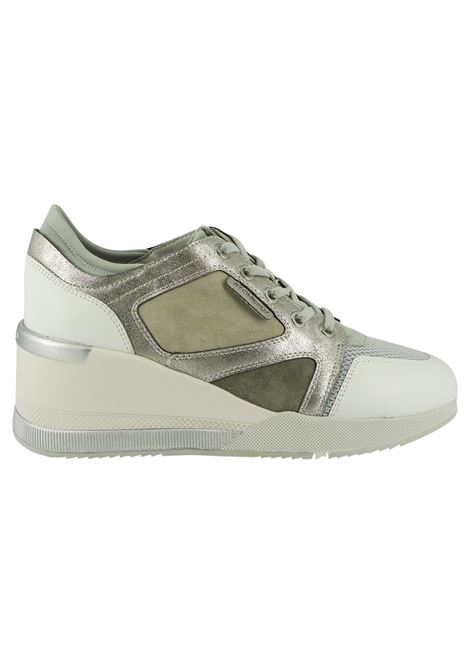 Sneakers Donna in Pelle e Camoscio Stonefly Stonefly | Sneakers | 213911BIANCO
