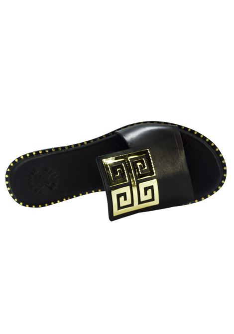 Sandali Donna in Pelle Tsakiris Mallas TSAKIRIS MALLAS | Sandali | 838BLACK