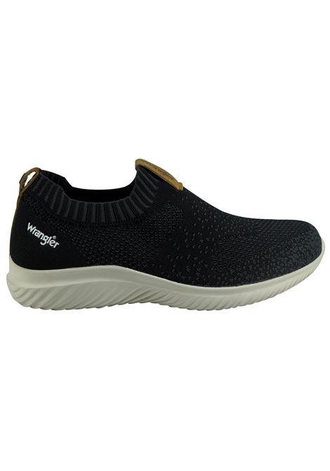Sneakers Donna Wrangler Wrangler | Sneakers | FREESBEESLIPONBLACK