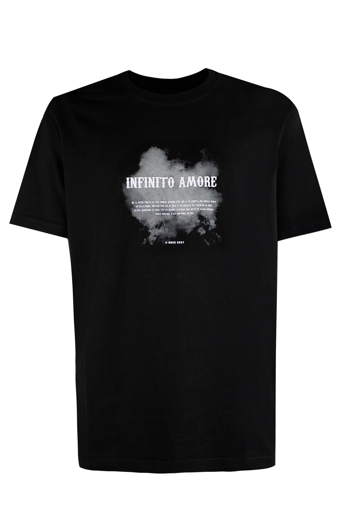 T-Shirt BLACK CIRCUS   T-shirt   TSU7072FNERO