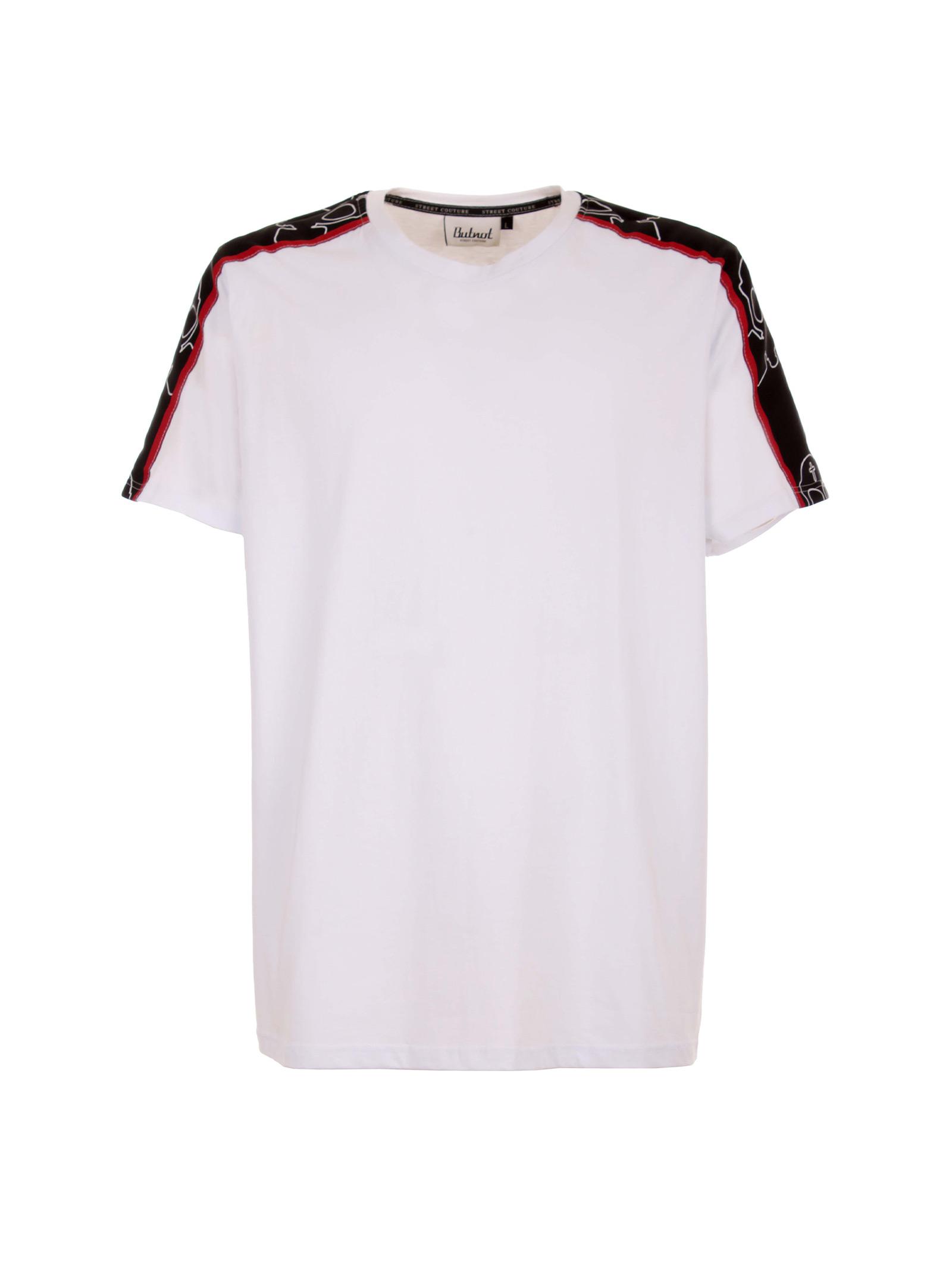 T-Shirt BUT NOT | T-shirt | U901-251BIANCO