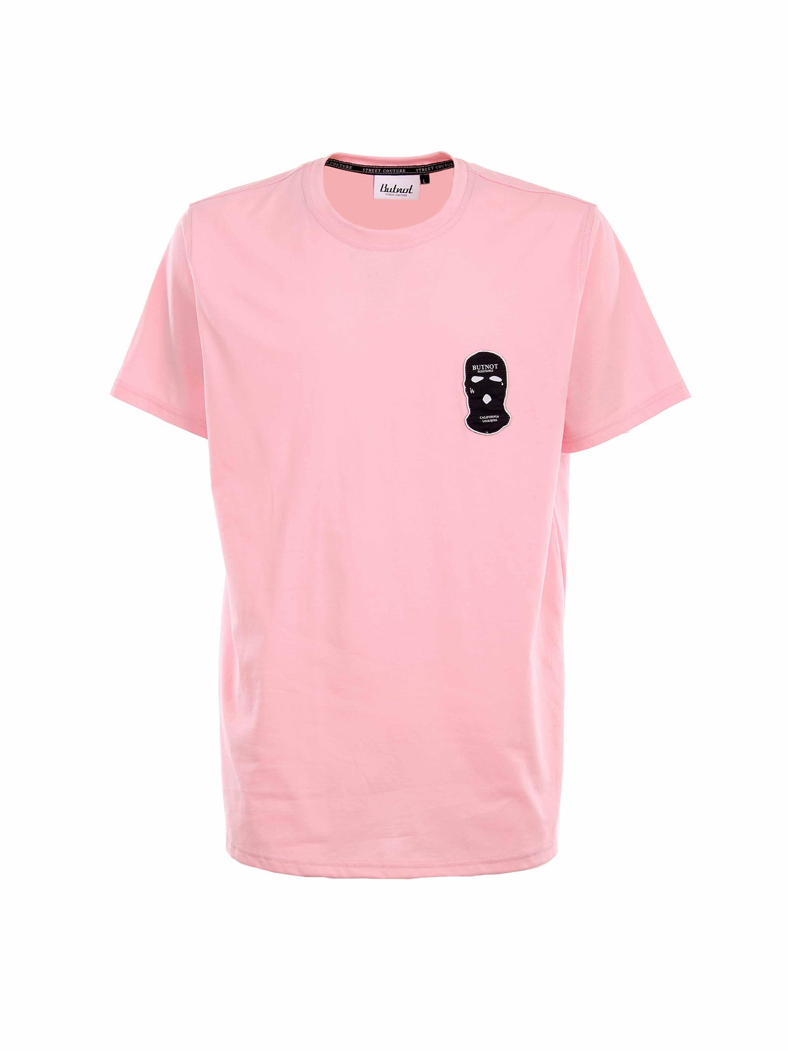 T-Shirt BUT NOT | T-shirt | U901-252ROSA
