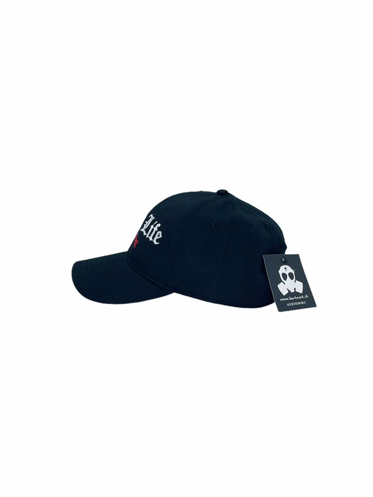 Cappello BUT NOT | Cappello | U906-275NERO
