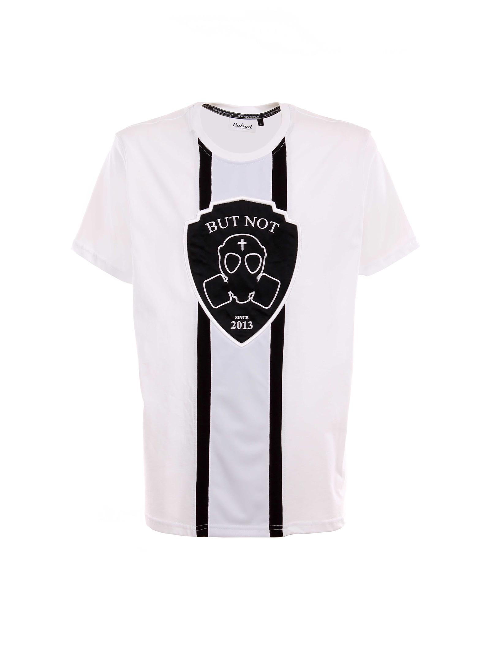 T-Shirt BUT NOT | T-shirt | U9124-278BIANCO