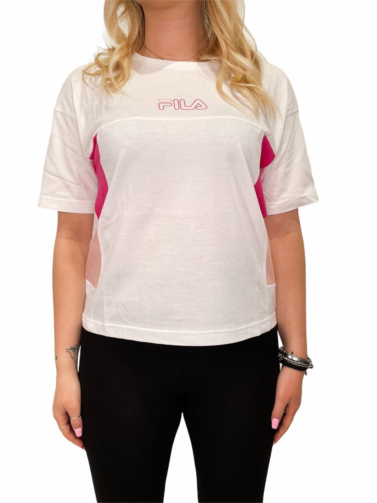 T-Shirt FILA   T-shirt   683293BIANCO