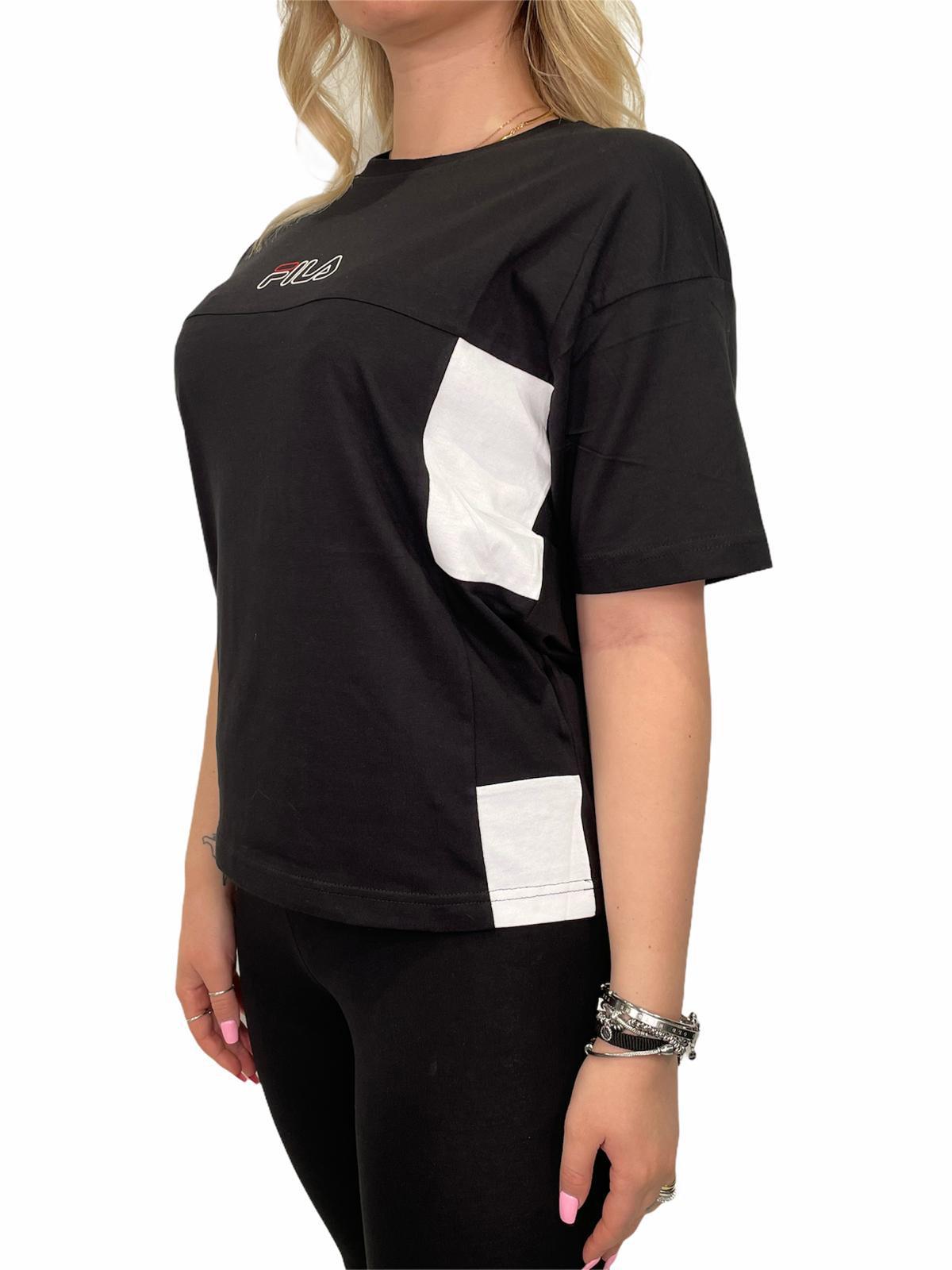T-Shirt FILA | T-shirt | 683293NERO