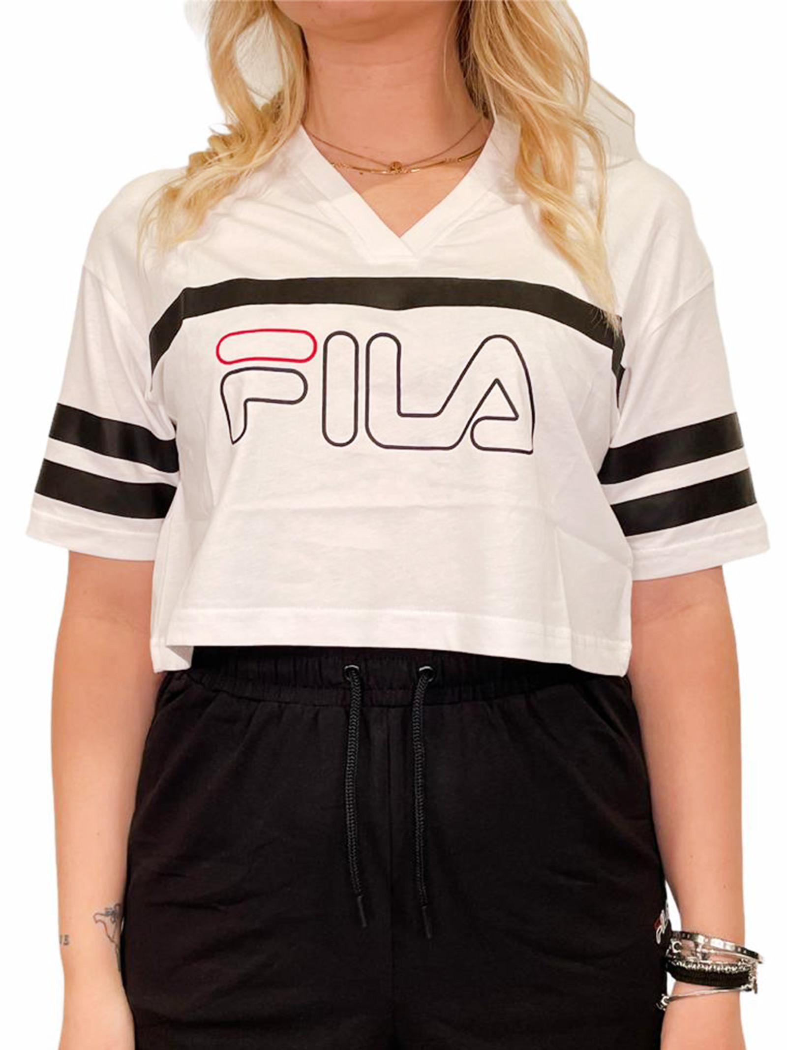 T-Shirt FILA   T-shirt   683297BIANCO