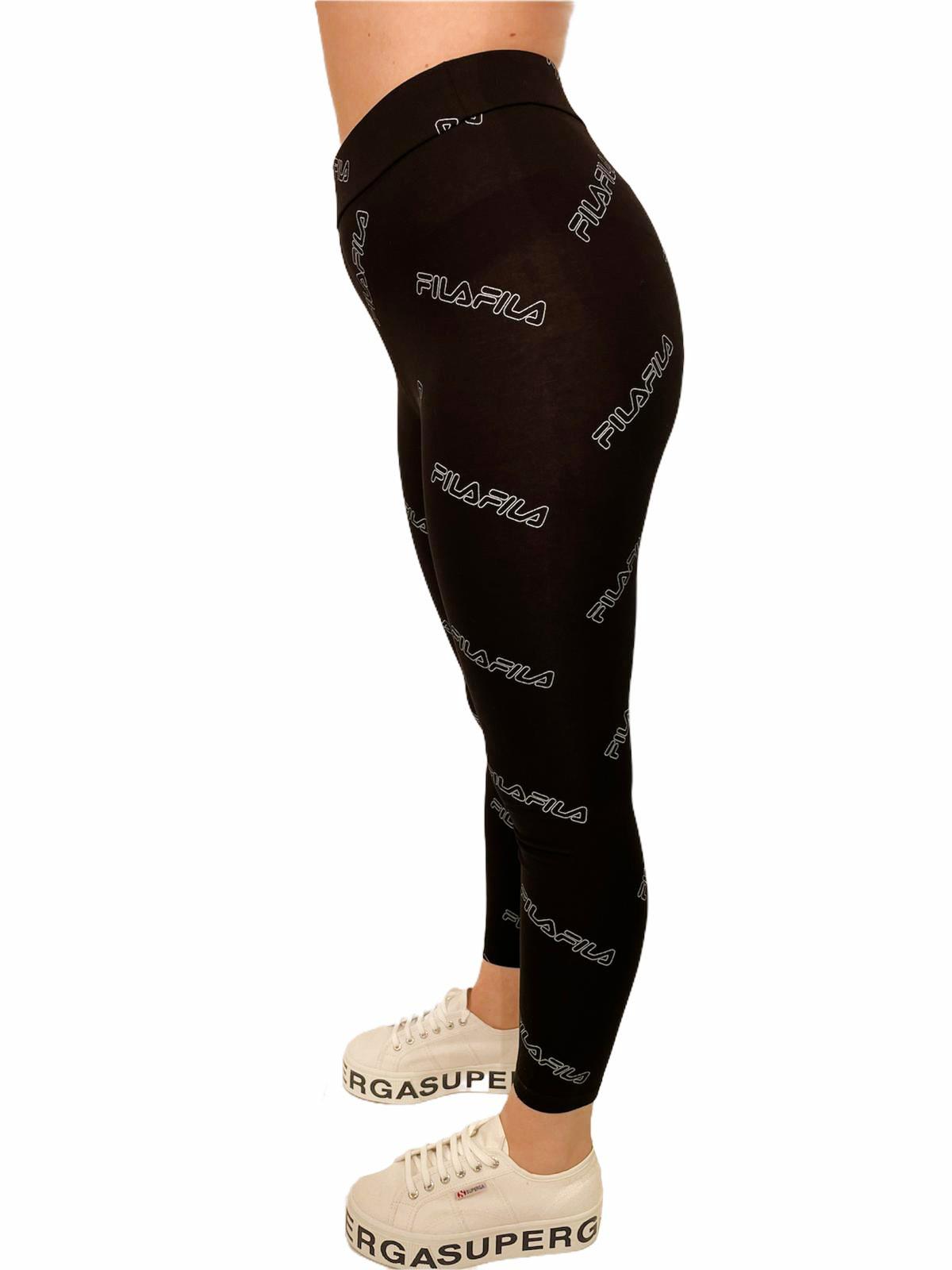 Leggings FILA | Leggings | 683309NERO