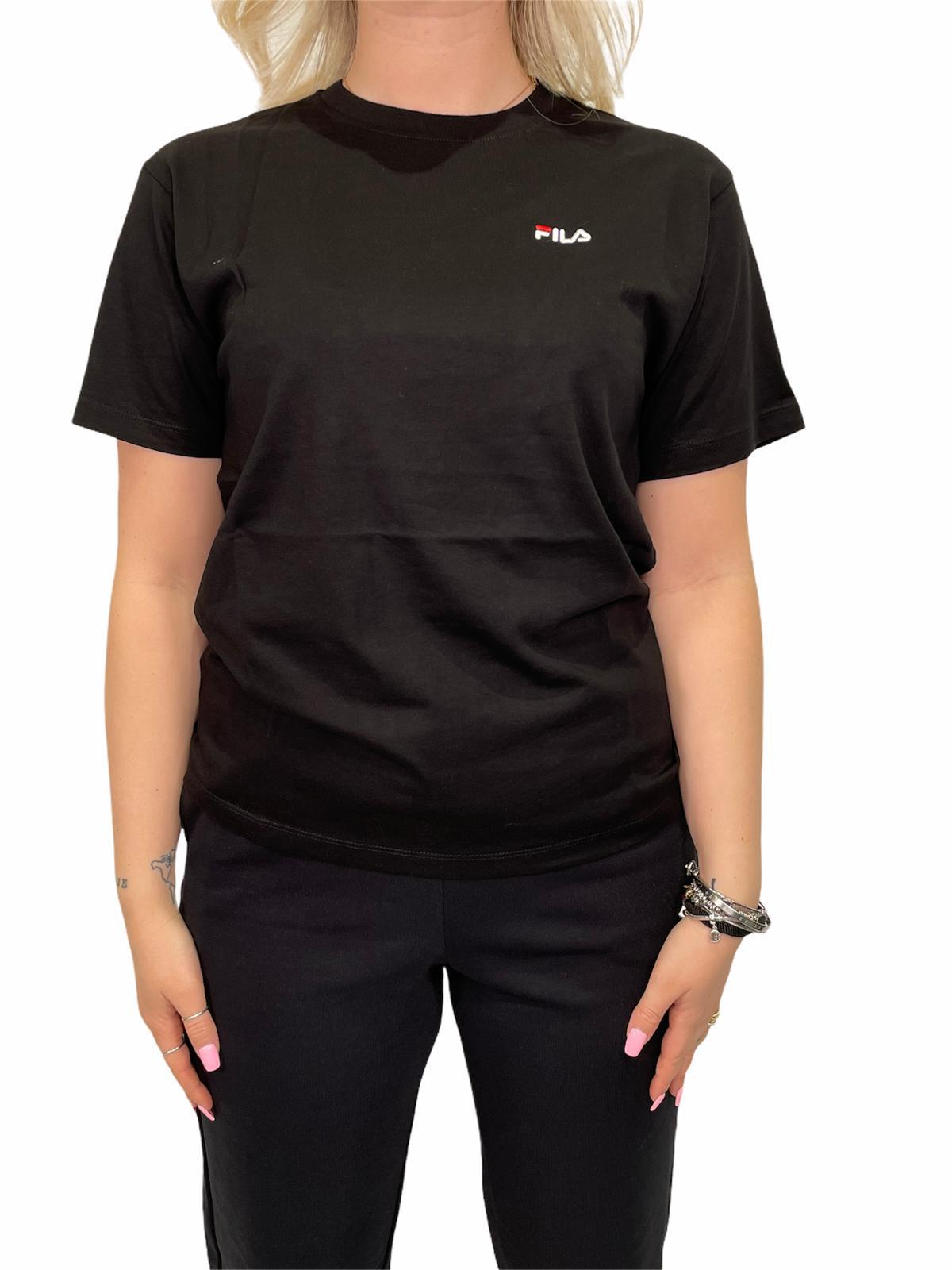 T-Shirt FILA | T-shirt | 687469NERO