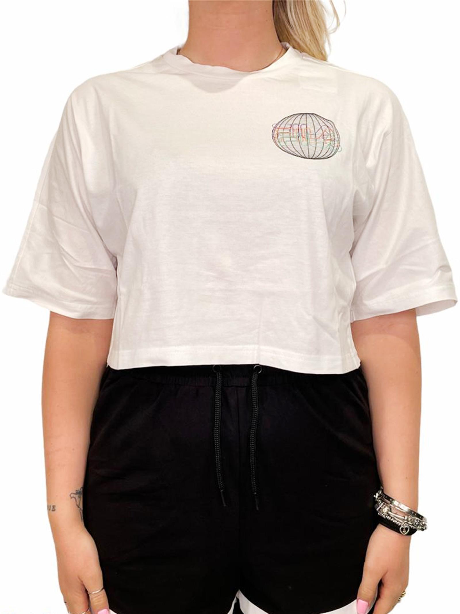 T-Shirt FILA   T-shirt   688484BIANCO