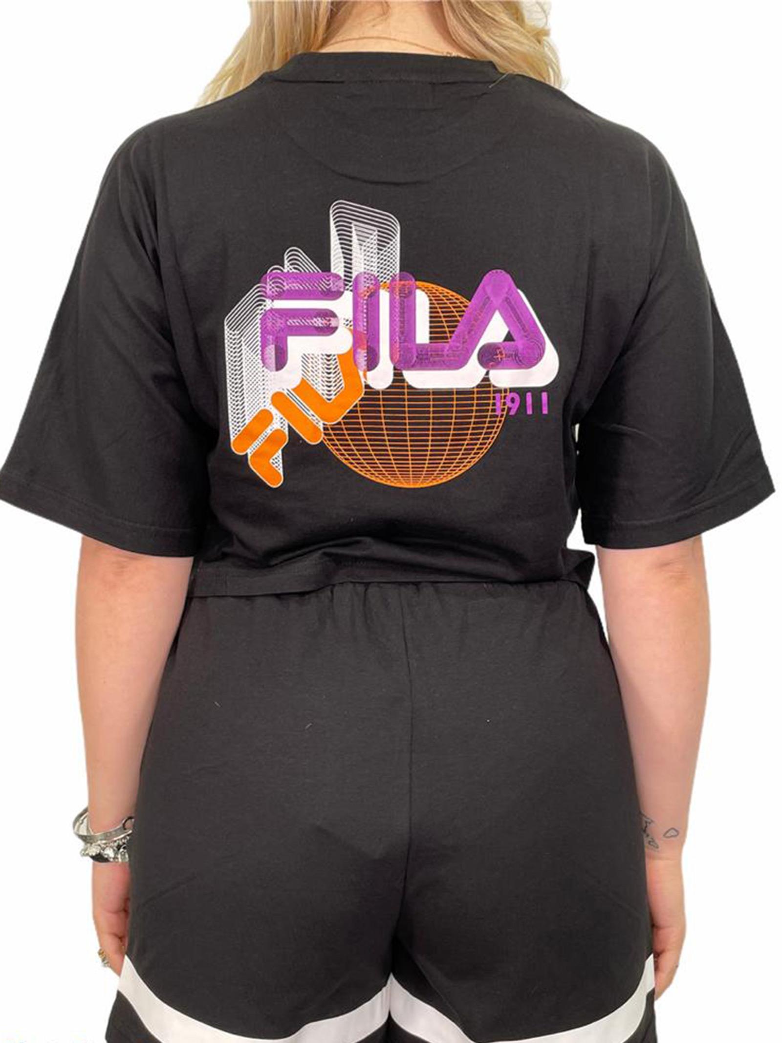 T-Shirt FILA   T-shirt   688484NERO