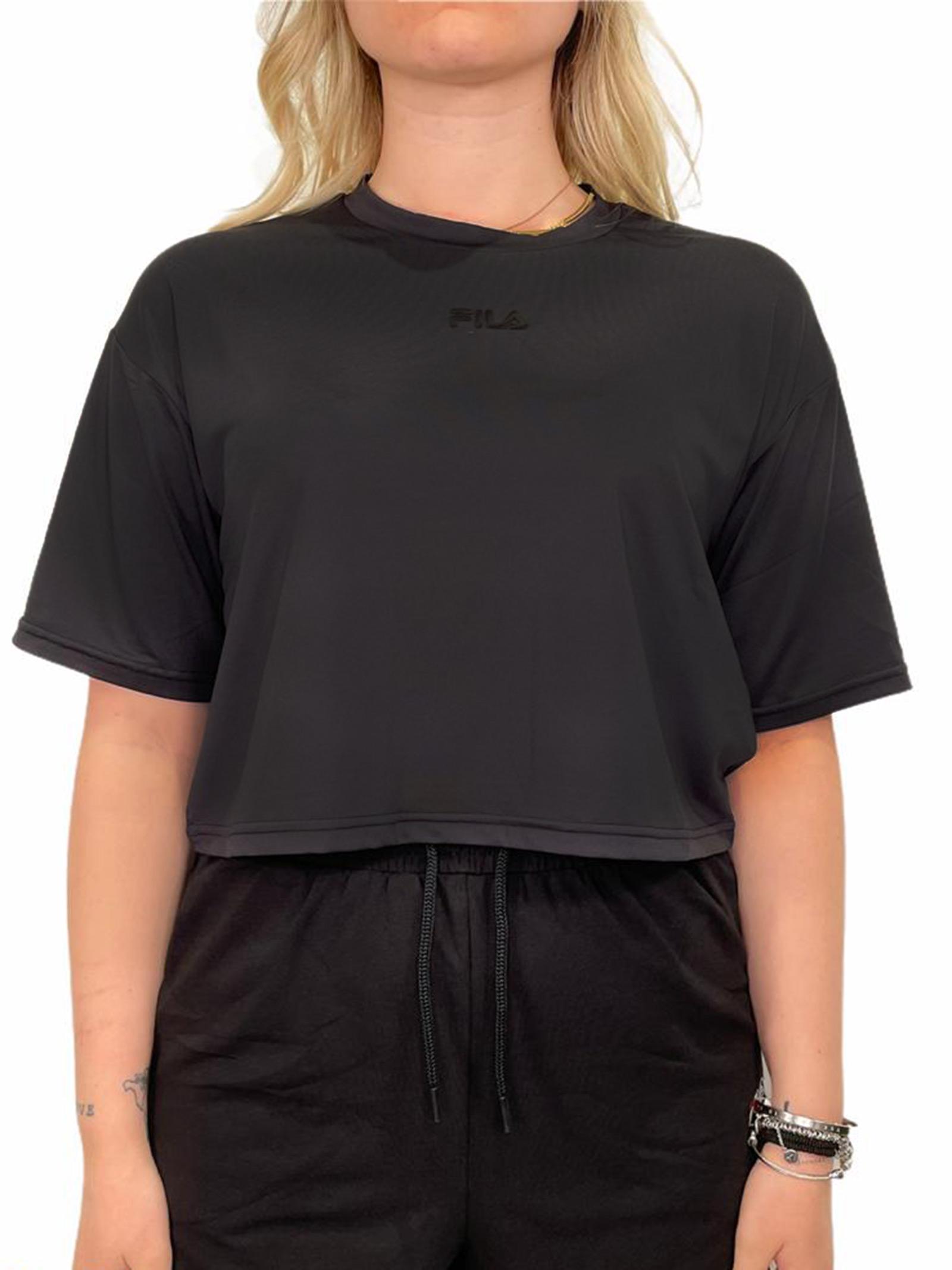 T-Shirt FILA | T-shirt | 688486NERO