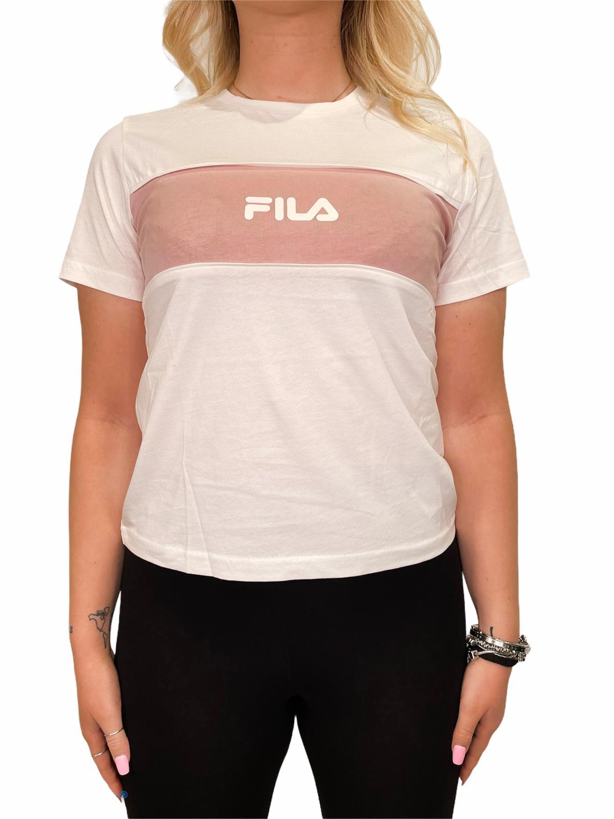 T-Shirt FILA | T-shirt | 688488BIANCO