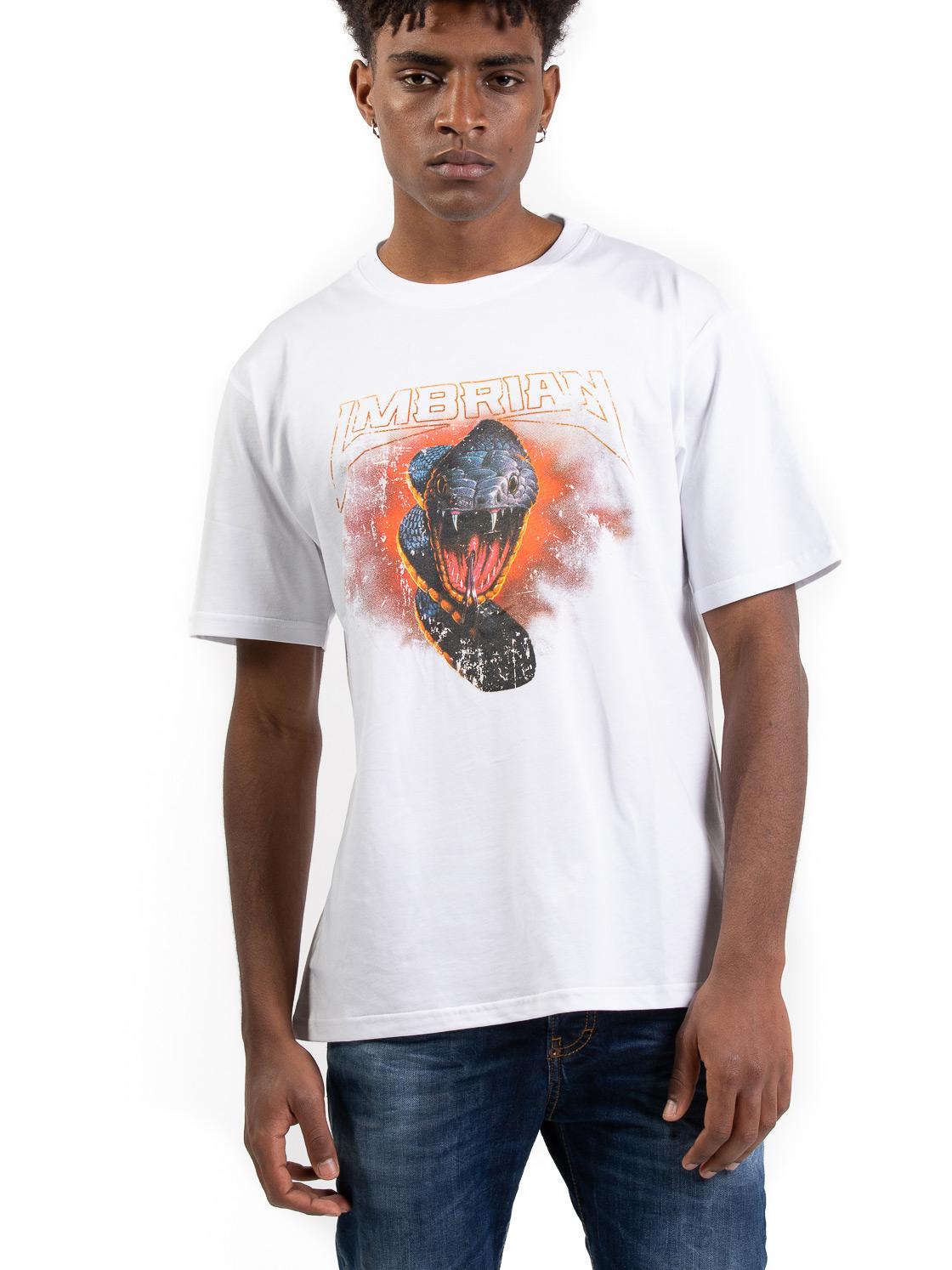 T-Shirt I'M BRIAN | T-shirt | TS1695BIANCO