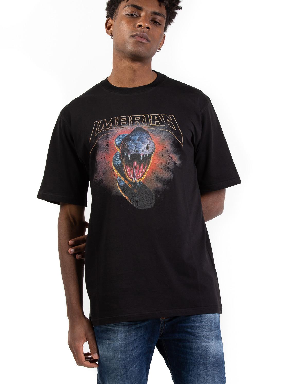 t-shirt I'M BRIAN | T-shirt | TS1695NERO