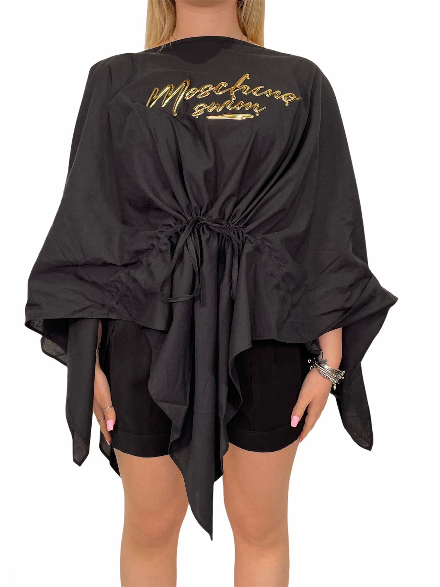 kaftano MOSCHINO | T-shirt | A800521310555NERO