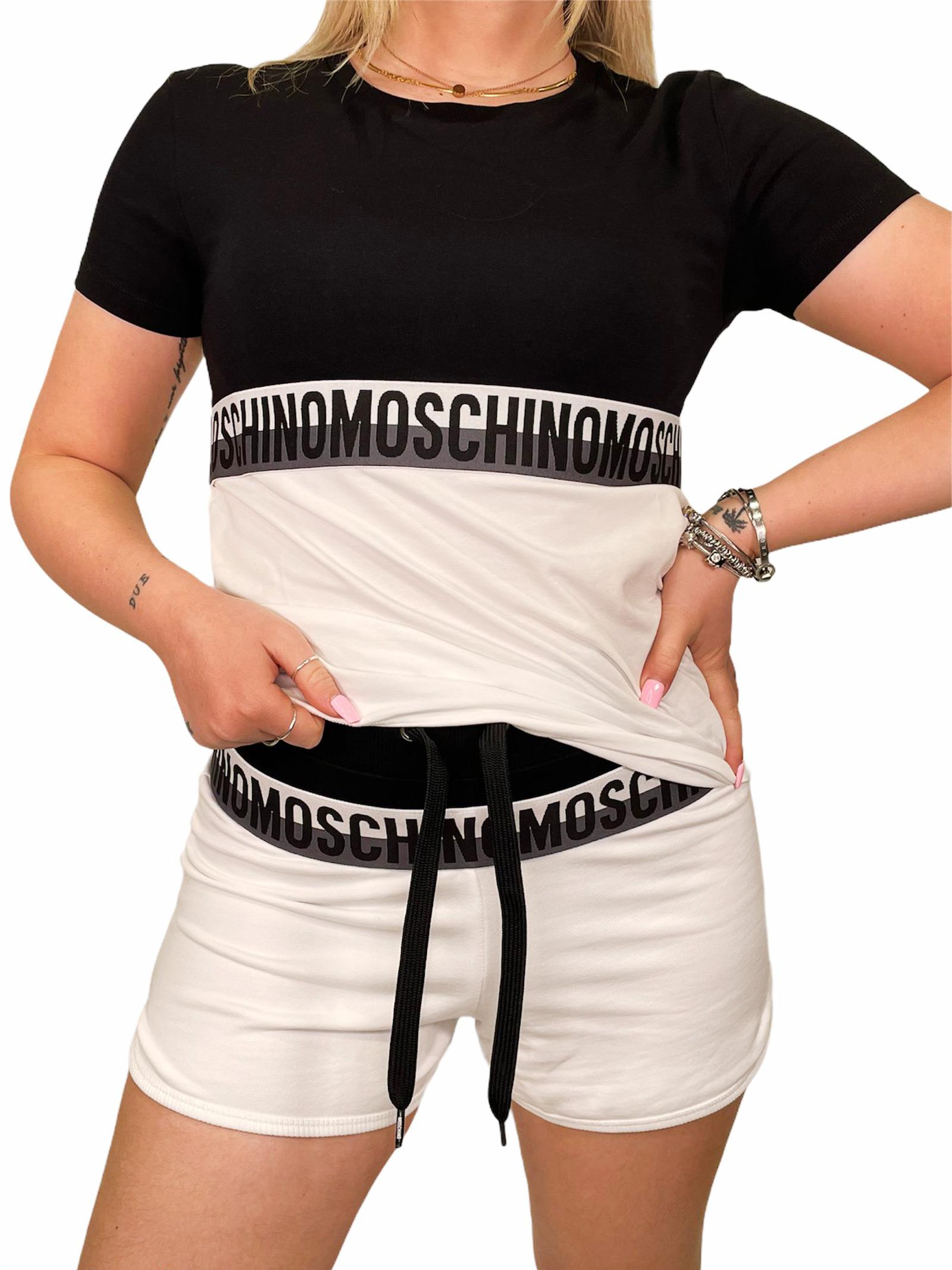 T-Shirt MOSCHINO | T-shirt | ZUA191990211555NERO