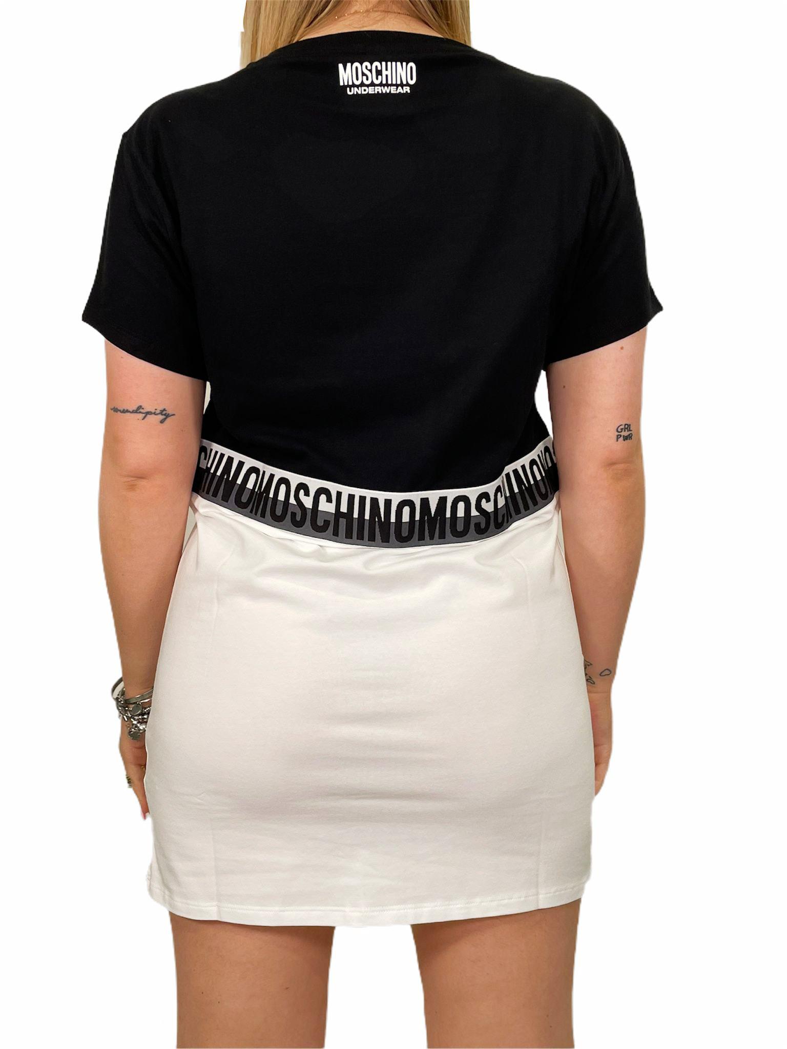 T-Shirt MOSCHINO | T-shirt | ZUA192090211555NERO
