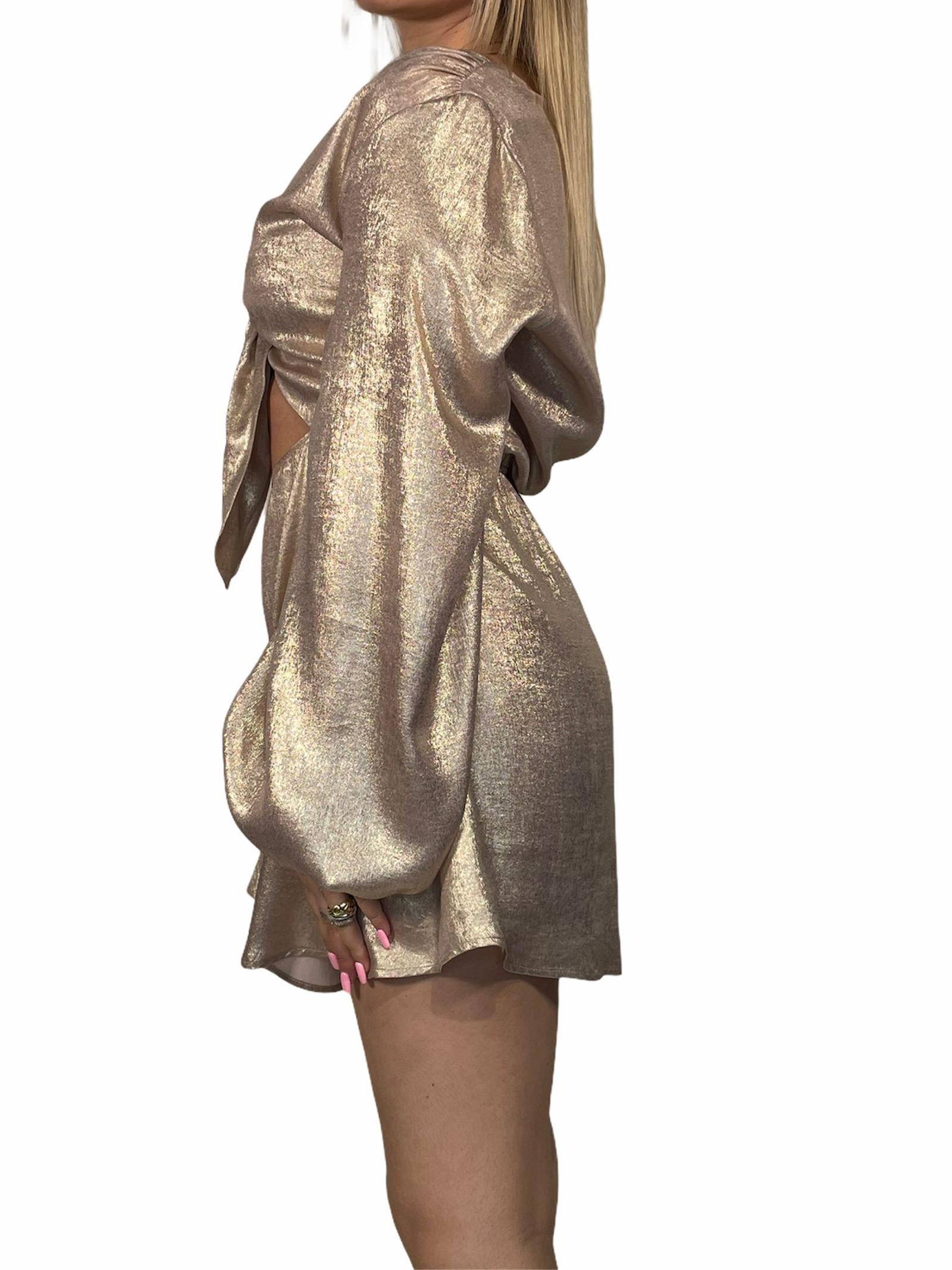 Dress NBTS | Tuta | NB21008ROSA ANTICO
