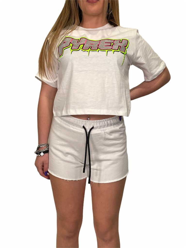 Shorts PYREX   Shorts   EPB42024BIANCO