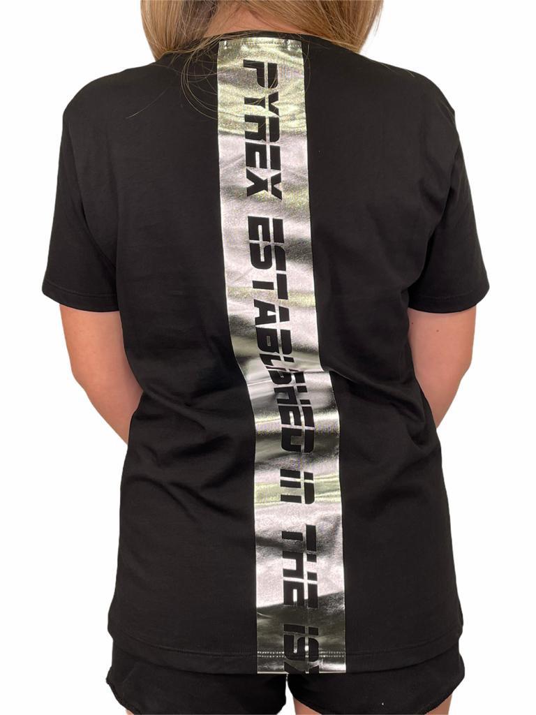 T-Shirt PYREX | T-shirt | EPB42026NERO