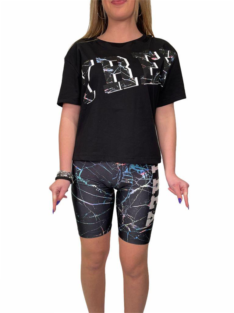T-Shirt PYREX | T-shirt | EPB42252NERO