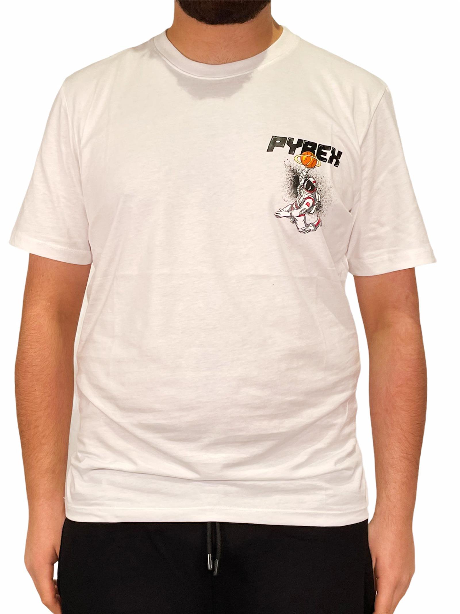 T-Shirt PYREX | T-shirt | EPC42439BIANCO