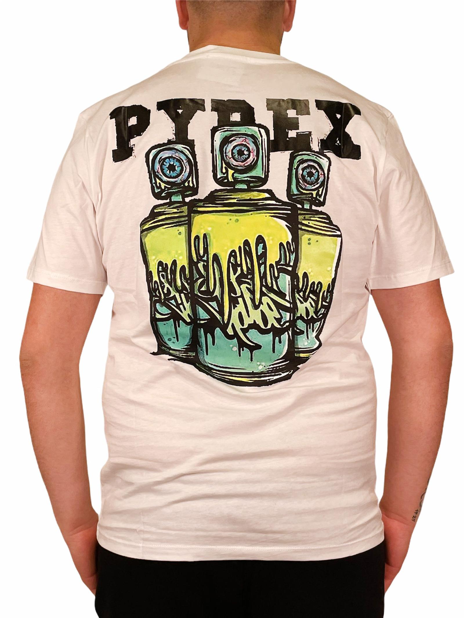 T-Shirt PYREX | T-shirt | EPC42442BIANCO