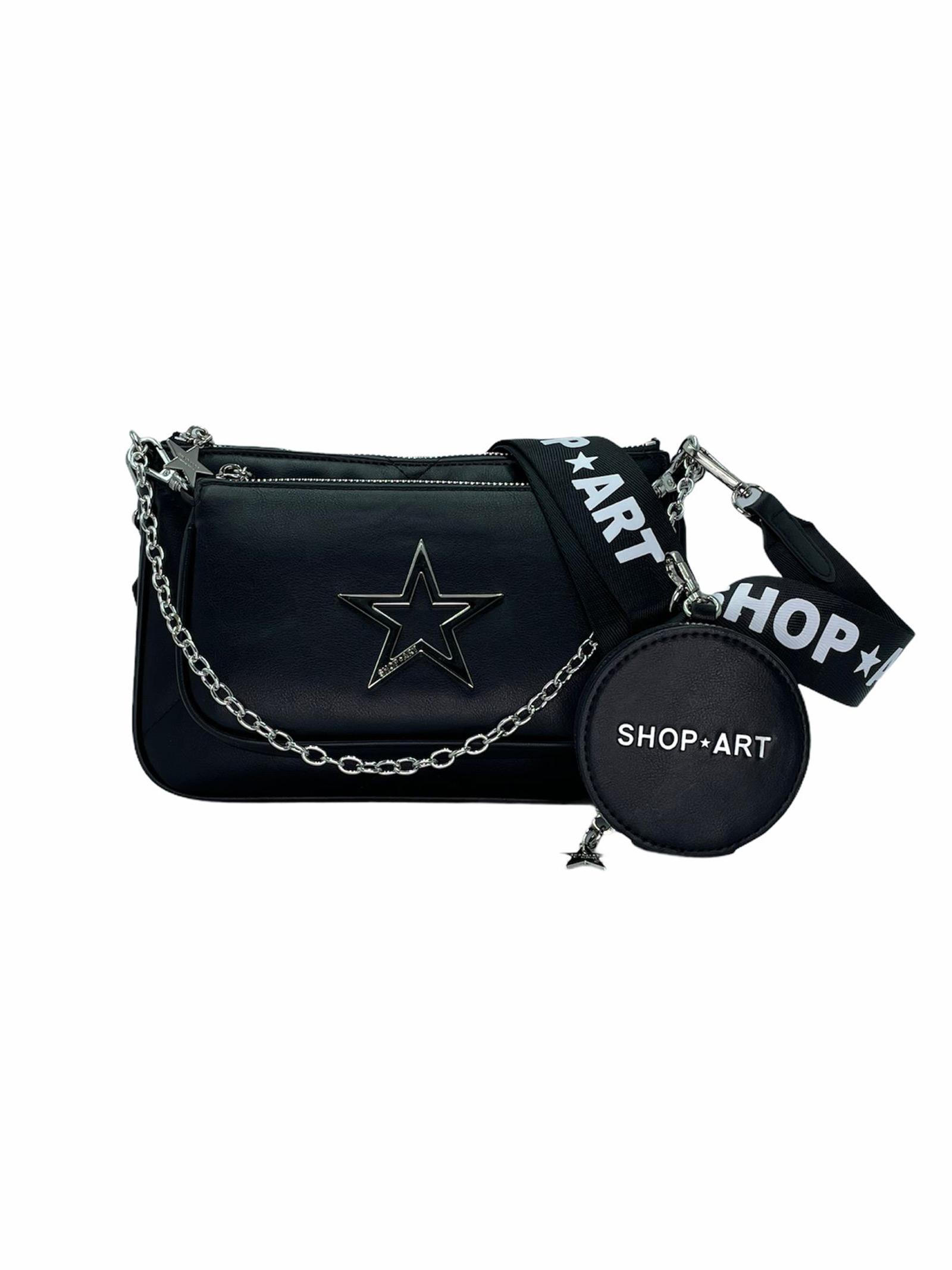 Borsa SHOP ART   Borsa   SA050239NERO