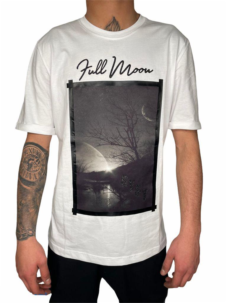 T-Shirt STAY STREET   T-shirt   T318BIANCO