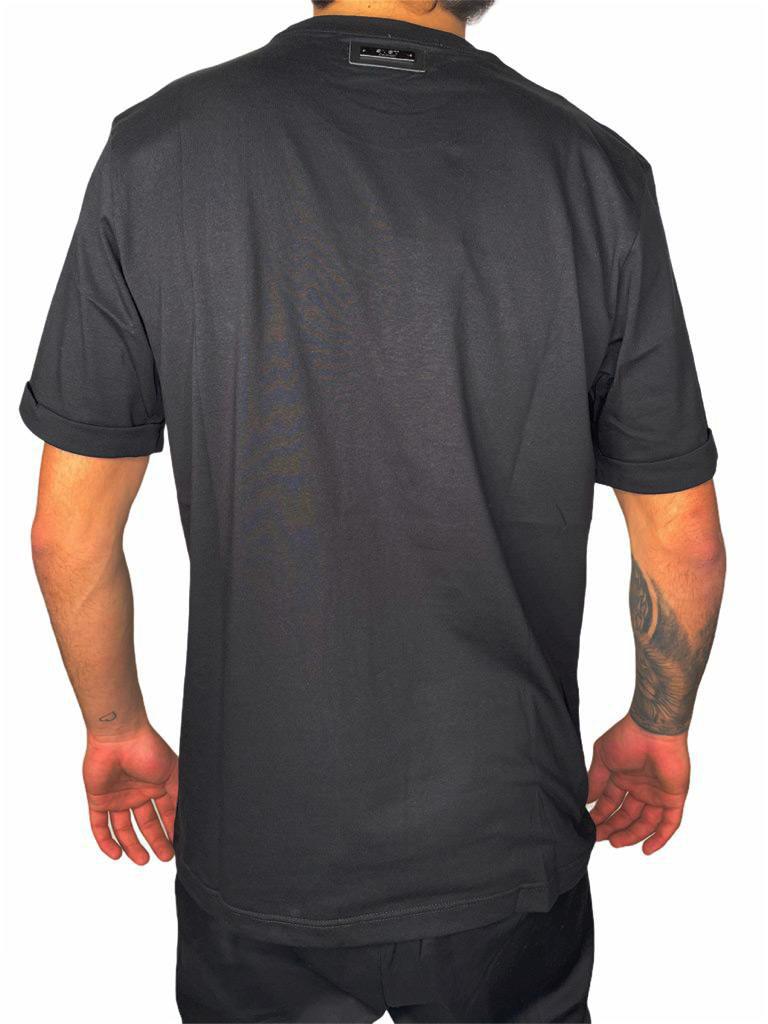 T-Shirt STAY STREET | T-shirt | T325NERO