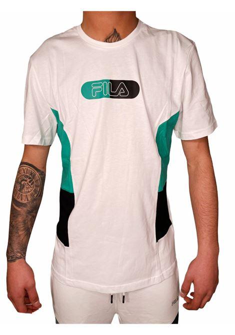 T-Shirt FILA | T-shirt | 683262BIANCO