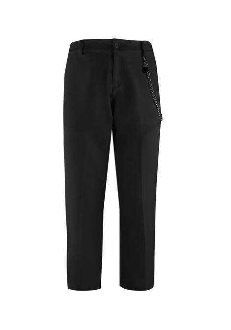 Pantalone BLACK CIRCUS | Pantalone | PAU8043PSNERO