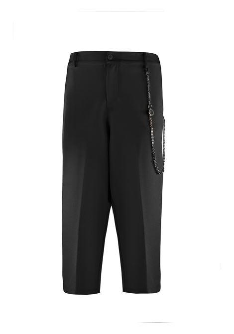 Pantalone BLACK CIRCUS | Pantalone | PAU8044PSNERO