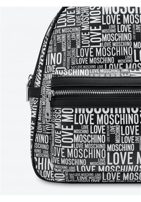Zaino LOVE MOSCHINO | Borsa | JC4157PP1DLE100ANERO