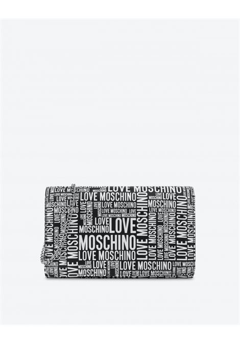 Tracolla LOVE MOSCHINO | Borsa | JC4190PP1DLE100ANERO
